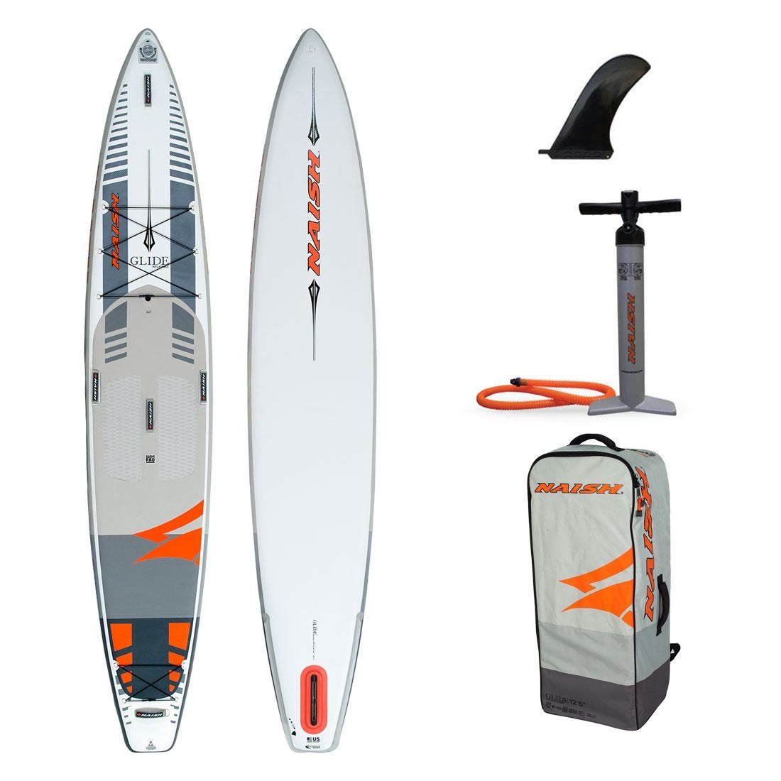 NAISH GLIDE INFLATABLE FUSION 14' X 30""