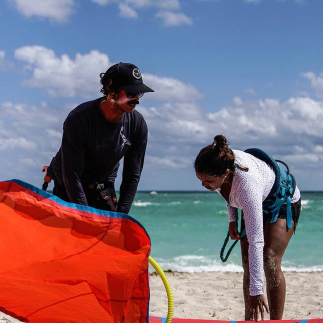Intro to Kiteboarding School