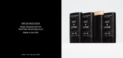 SALT & STONE SPF 50 SUNSCREEN STICK