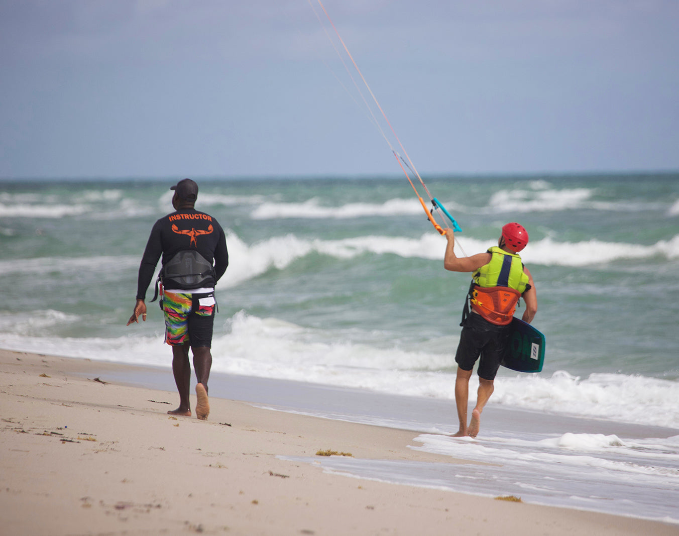 TKS Miami Kiteboarding lessons