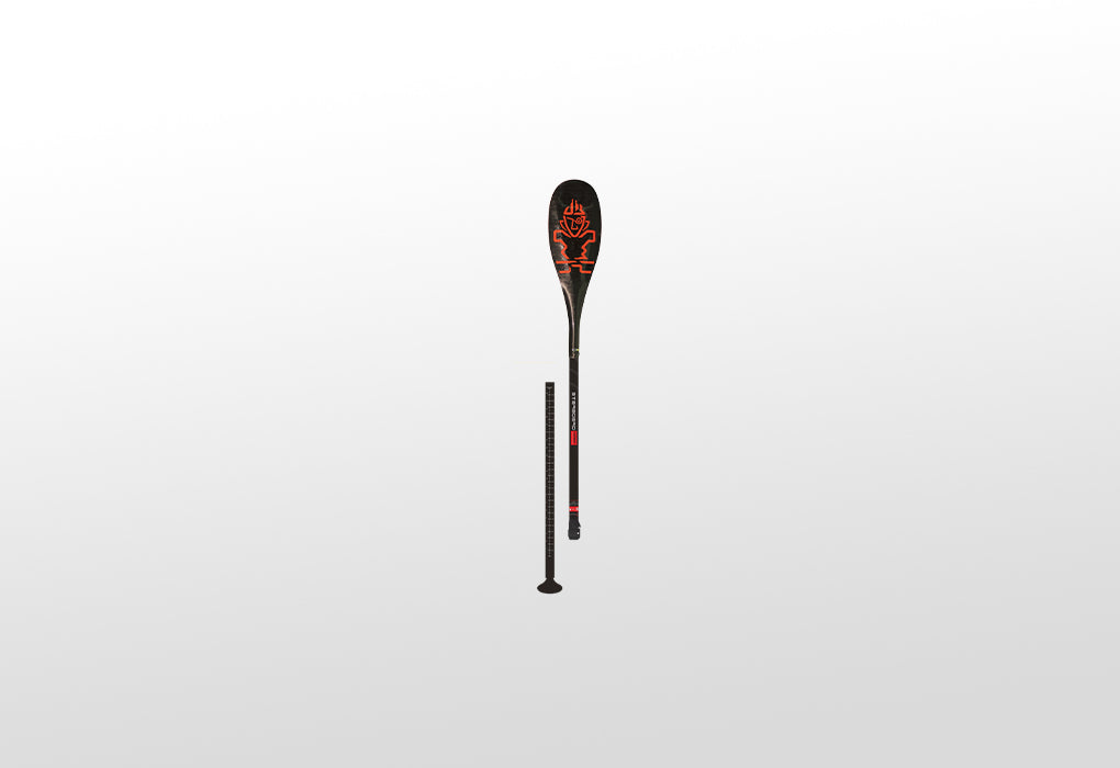 STARBOARD SUP ENDURO 2.0  CARBON BALSA 2 PIECE ADJUSTABLE PADDLE
