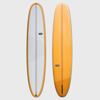 "ALMOND SURFBOARD THE SURF THUMP 9'2""-10'"