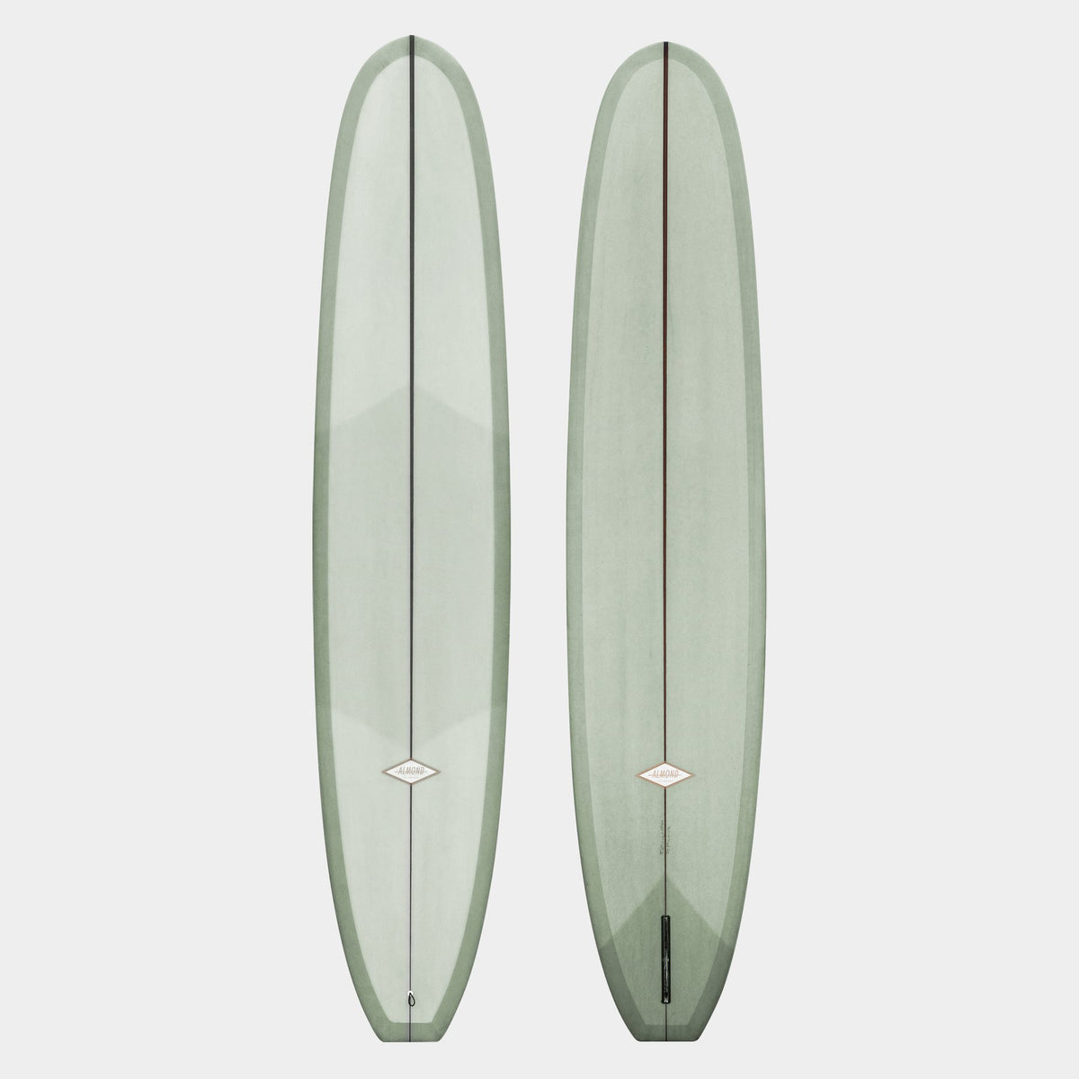 "ALMOND SURFBOARDS THE LOGISTIC 9'2""-10'"