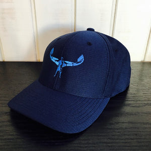 TKS COOL DRY HAT NAVY/BLUE