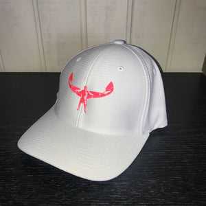 TKS COOL DRY HAT WHITE/PINK