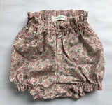 Paperbag Bloomers - Liberty Cord
