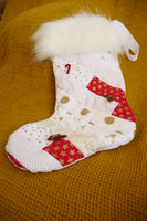 Christmas Stocking - Quilted