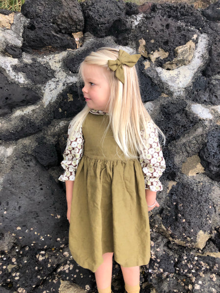 Clover Pinafore