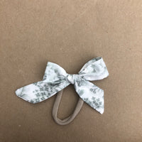 Poppy Bow - Liberty
