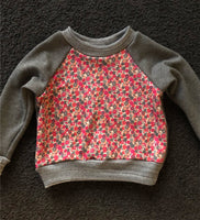 Liberty slouchy sweater