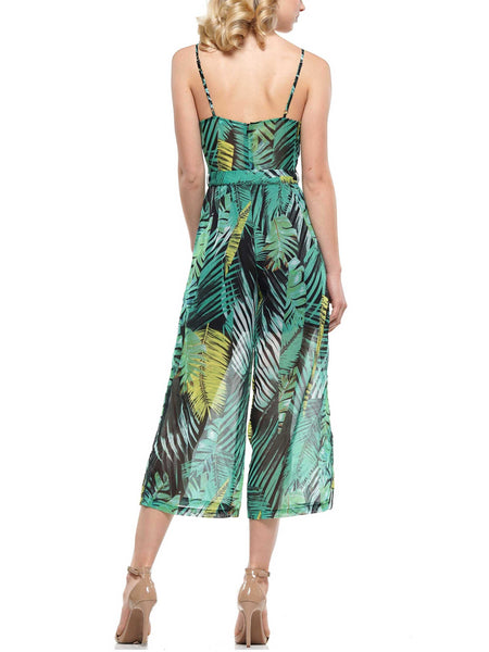 Tropical jumpsuit