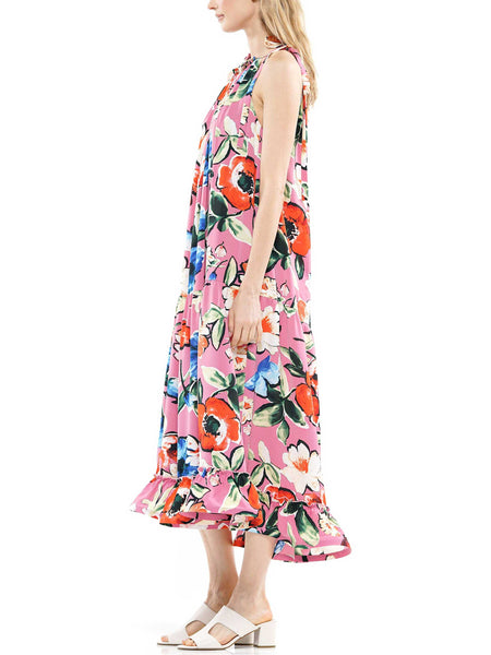 Flowy vacation dress