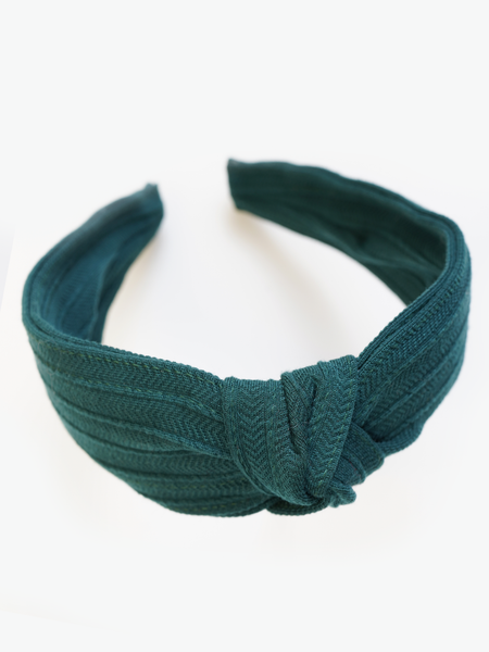 KNOT IN HERE HEADBAND | Why Dress