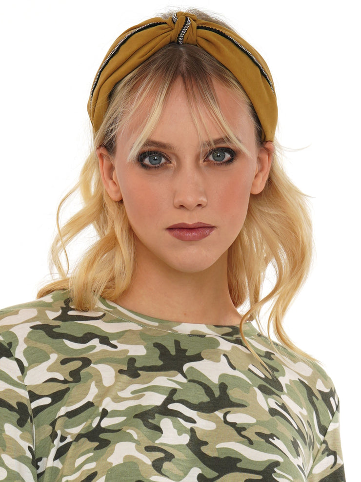 TWIST SOLID HEAD BAND | Why Dress