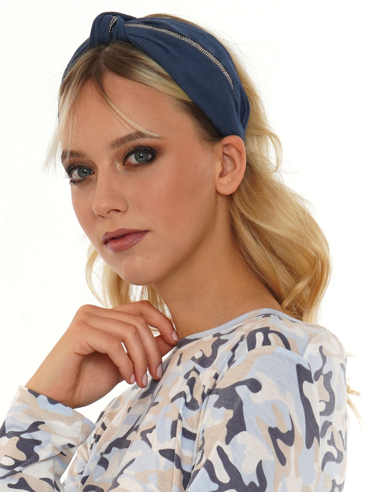 DESIGN KNOT HEADBAND | Why Dress