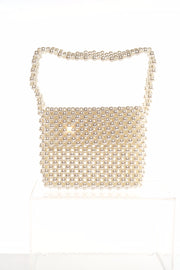 SQUARE PEARL BAG | Why Dress