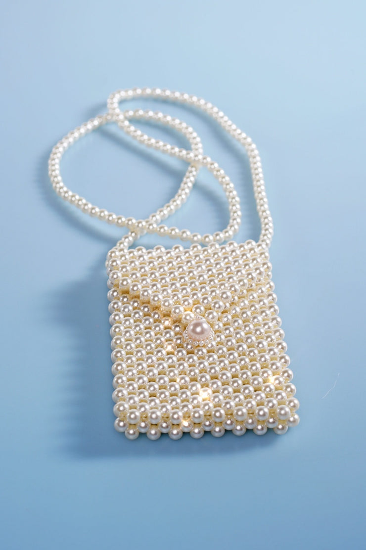 SMALL PEARL BAG | Why Dress