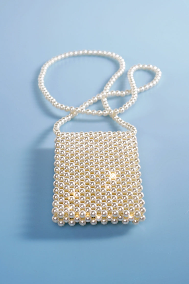 SAMALL PEARL BAG | Why Dress