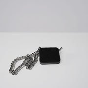 LONG CHAIN STRAP MINI CARD PURSE | Why Dress