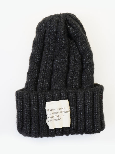 KNIT BEANIE | Why Dress