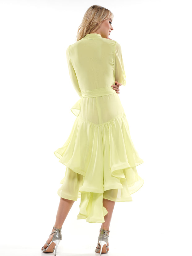 CHIFFON DRESS | Why Dress