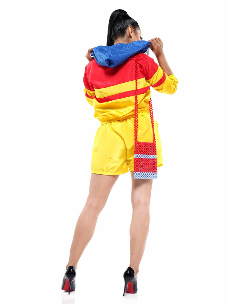 2PCS RAINCOAT FABRIC | Why Dress