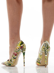DREAM GIRL STILETTO PUMP | Why Dress