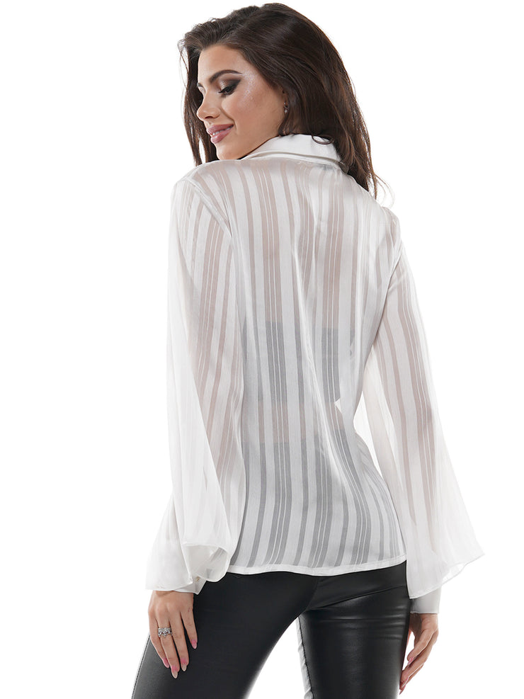 Mesmerize Me Long Sleeve Top | Why Dress