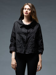 WINDBREAKER SHORT JACKET | Why Dress