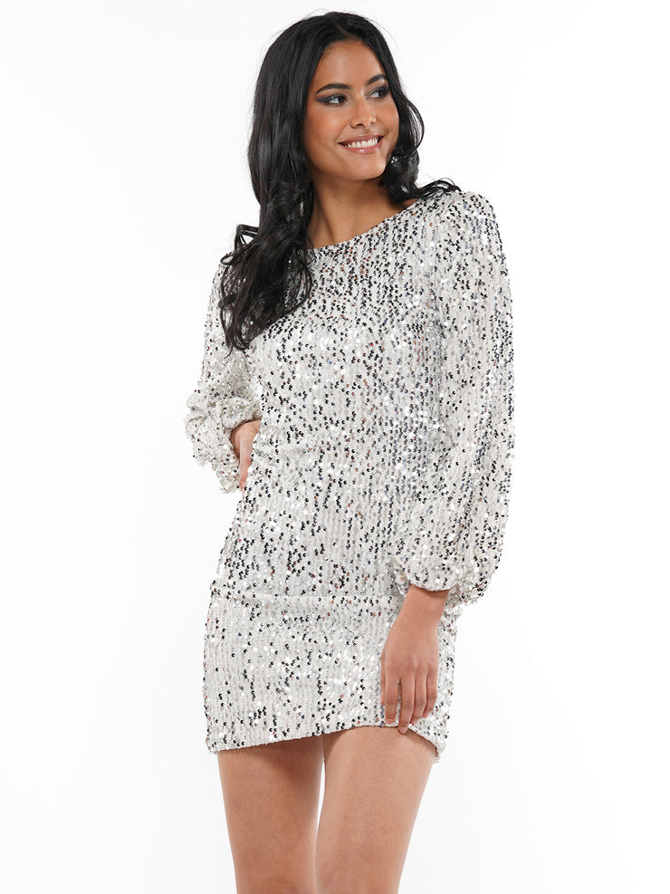 PARTY SEQUIN DRESS | Why Dress