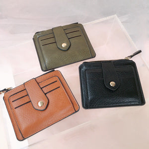 button card wallet