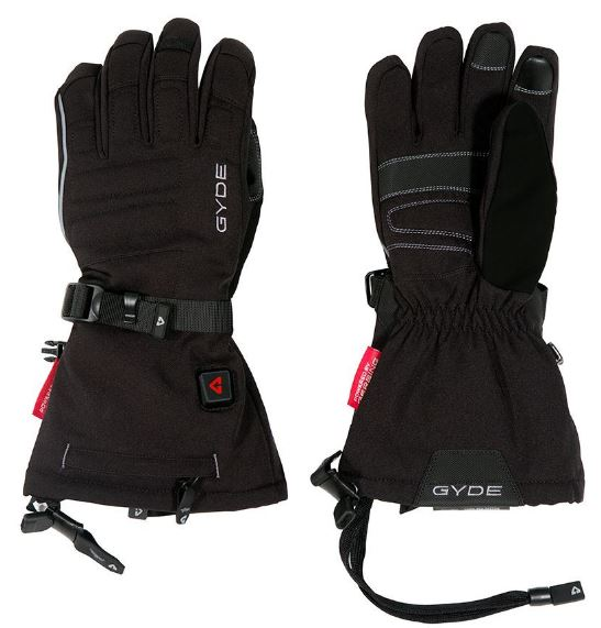 Gyde's S7 Women's Gloves <br>***Battery and Charger Sold Separately***</br>