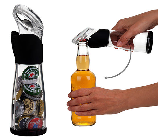 Bottle Cap Catcher