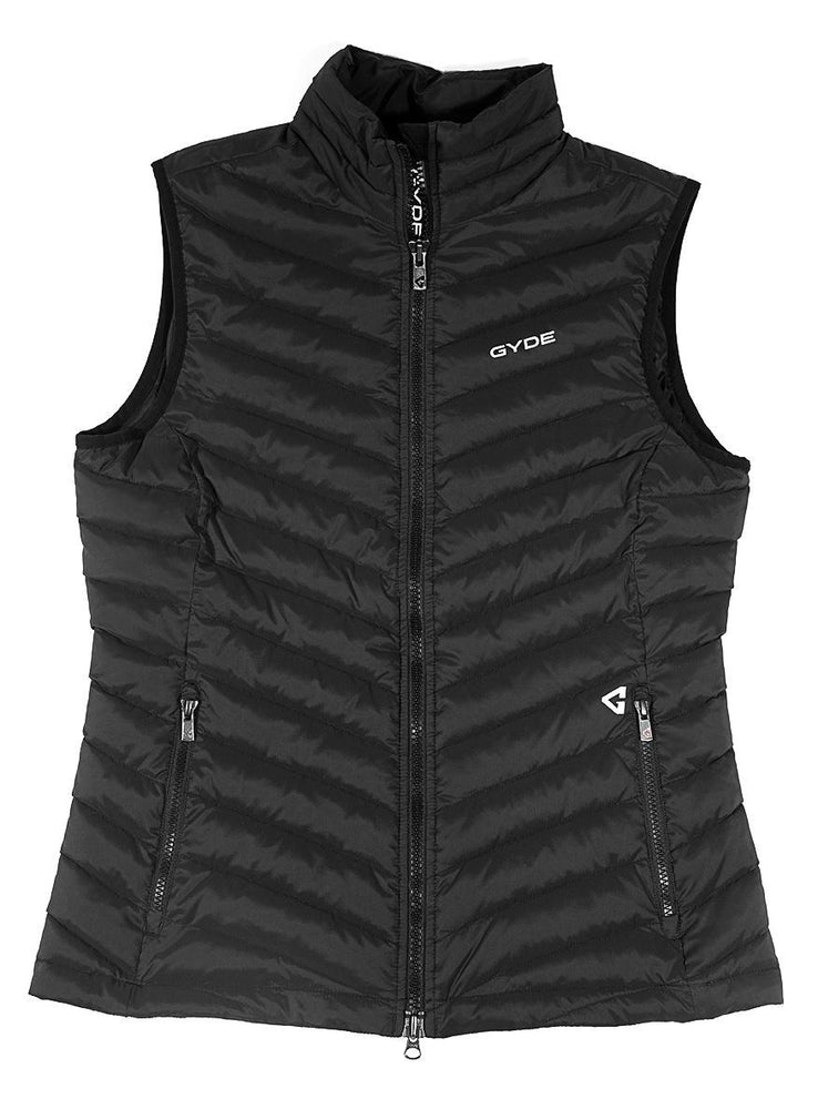 Gyde's Khione Women's Puffer Vest <br>***Battery and Charger Sold Separately***</br>