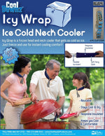 Cool Downz® Icy Neck Wrap, cool downz, Hot Headz International