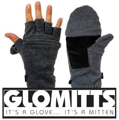 PolarEx® Fleece Glomitts/Gloves