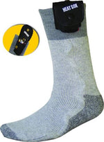 Grabber Heat Sox Battery Heated Socks, Grabber Warmers, Hot Headz International