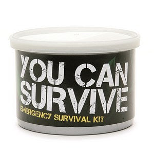 Grabber Emergency Compact Survival Kit, grabber, Hot Headz International