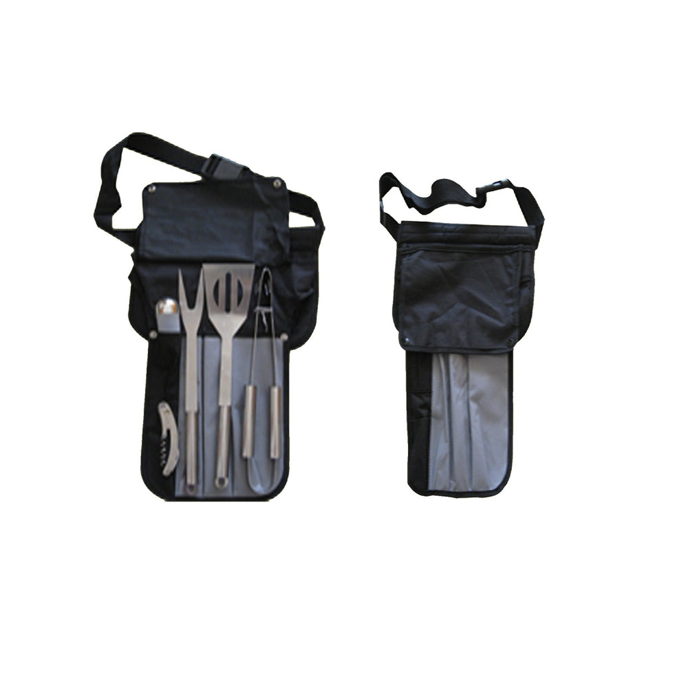 BBQ Set On Belt Holster