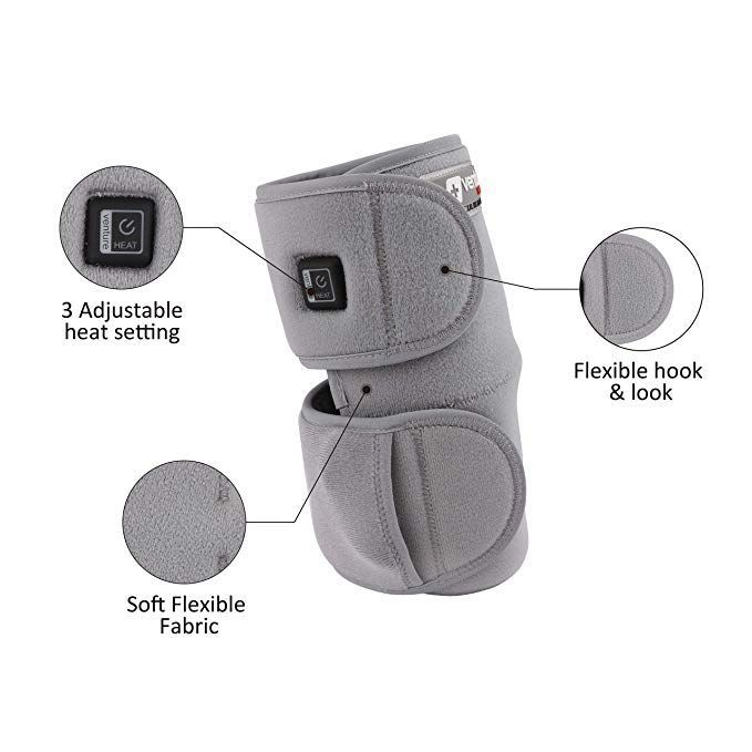 Infrared Heated Elbow Pain Relief Wrap