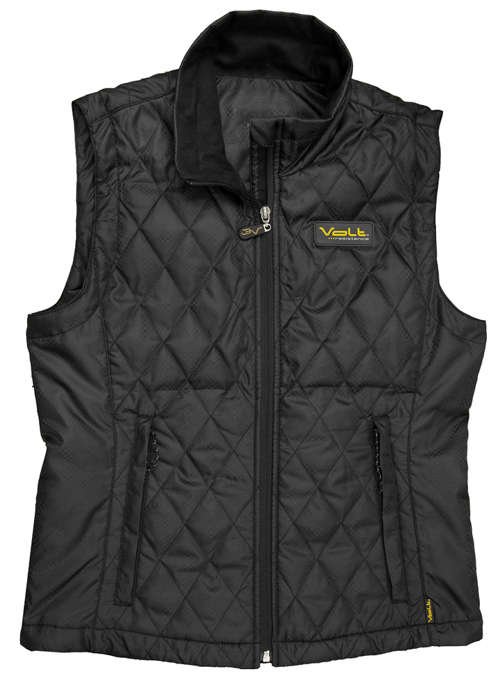 Volt Women's Insulated Heated Vest, Volt, Hot Headz International