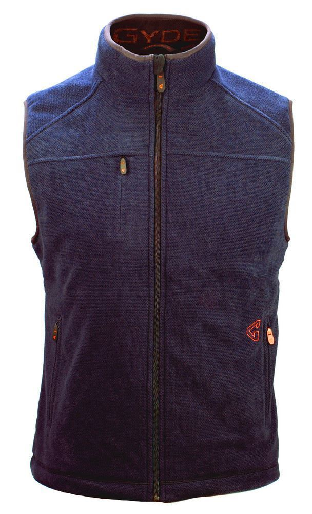 Gyde Thermite Men's Fleece Vest, gyde, Hot Headz International
