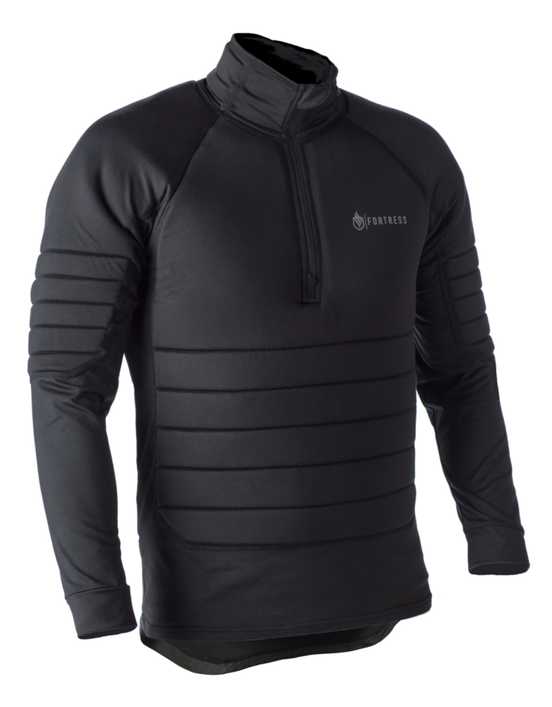 BasePro 1/4 Zip Top, Fortress Clothing, Hot Headz International