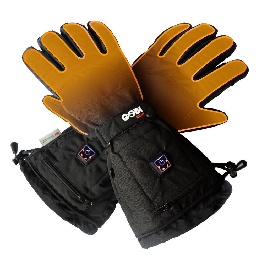 Epic Heated Ski Gloves