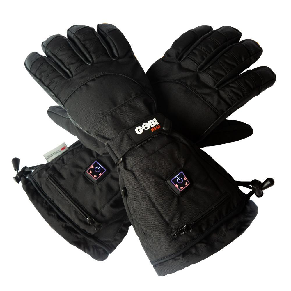 Epic Heated Ski Gloves, KC FIR, Hot Headz International