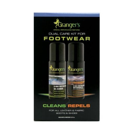 Granger's Footwear Dual Care Kit, granger's, Hot Headz International