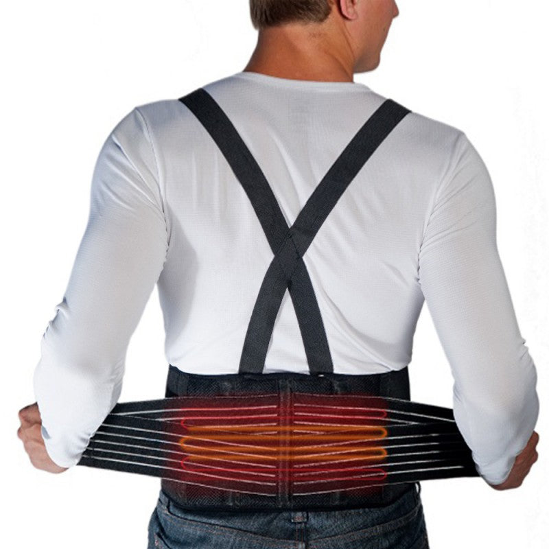 Venture Heat- Heated Lumbar Support Work Belt