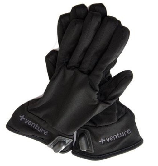 VentureHeat 12V Heated Motorcycle Glove Liner, venture heated clothing, Hot Headz International