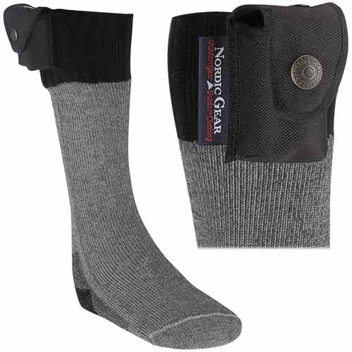 Nordic Gear™ Battery Heated Lectra Sox™, Nordic Gear, Hot Headz International