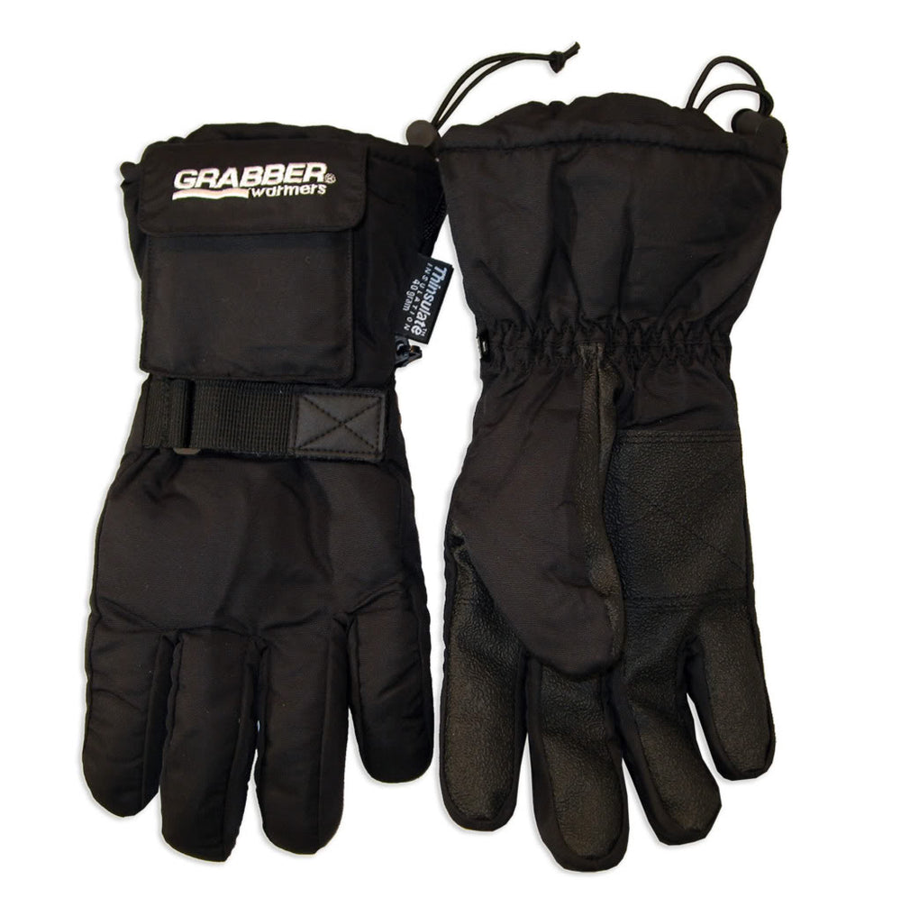 Grabber Warmers - Battery Heated Gloves - Large, Grabber® Warmer, Hot Headz International